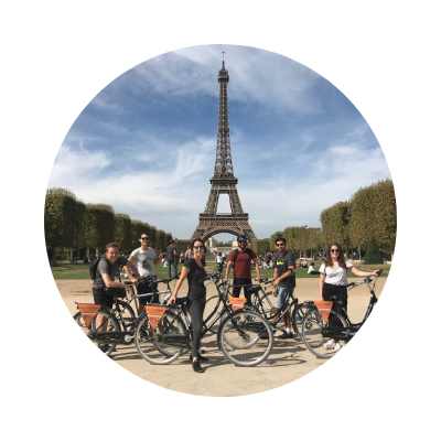 location de vélo à paris