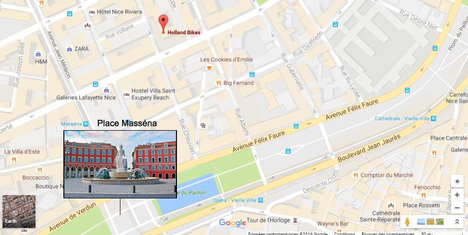 google-map-holland-bikes-nice-place-massena