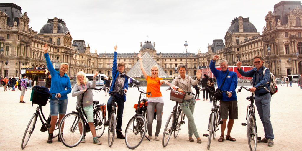 Parijs Highlights Fietstour