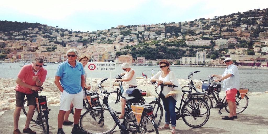 E-Bike Tour Nice