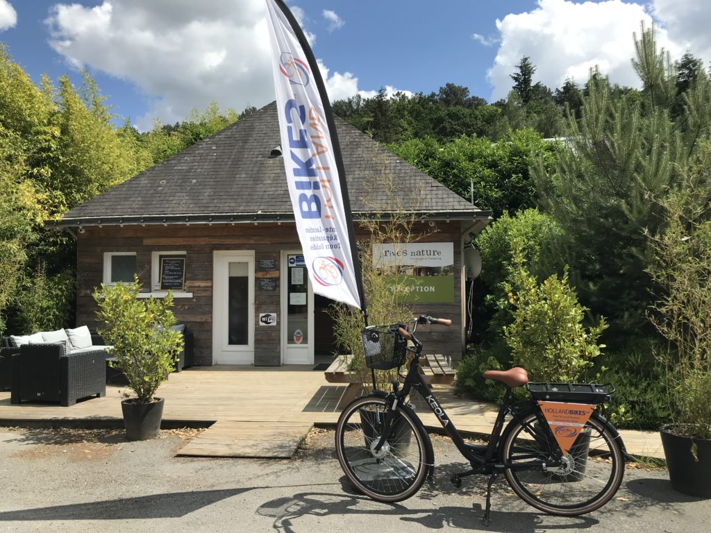 Rives Nature - camping Yves Rocher, La Gacilly