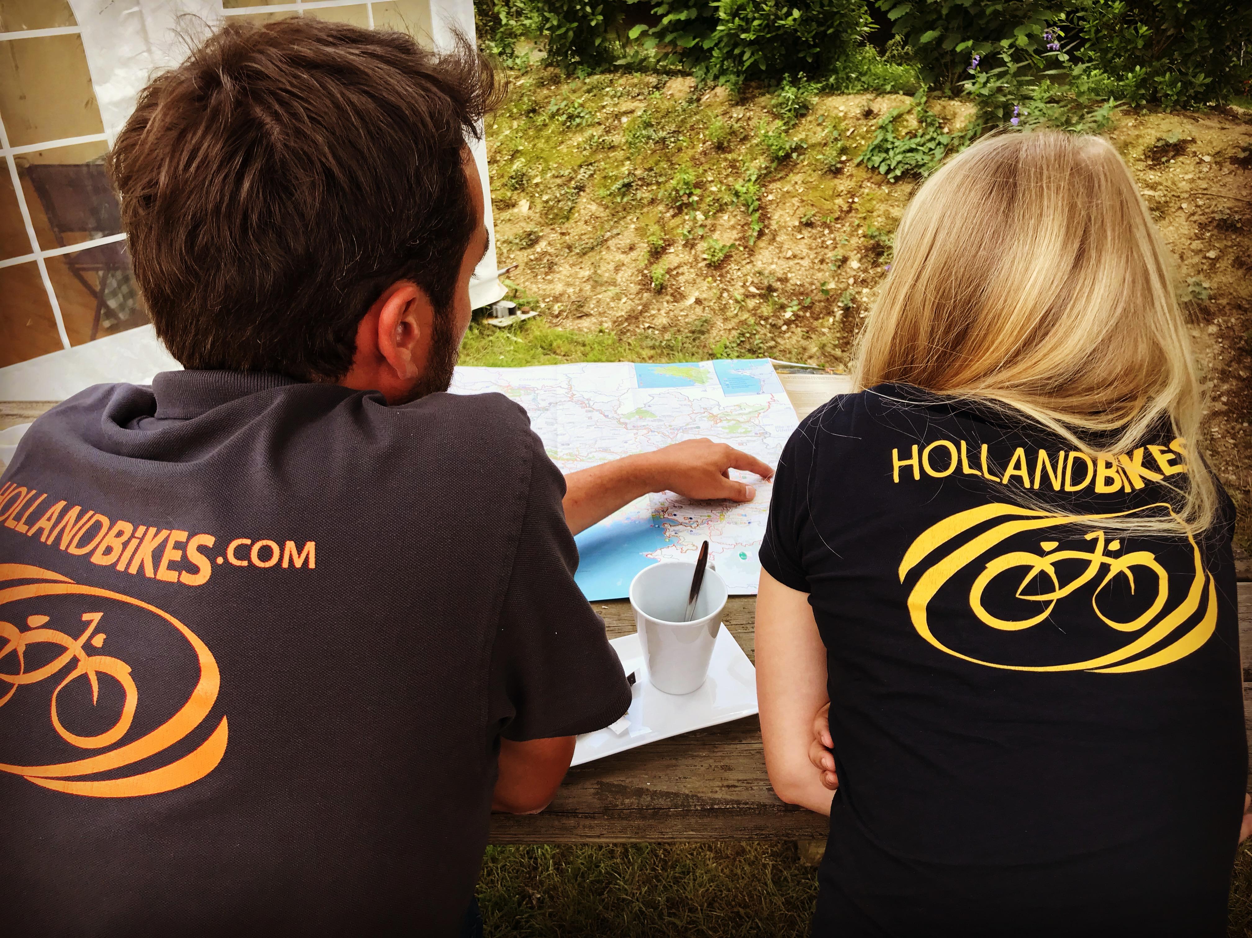 Work in progress, Holland Bikes