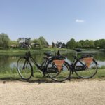 Lac Bailly Romainvilliers Holland Bikes