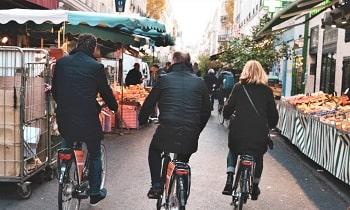 Secret tour Paris