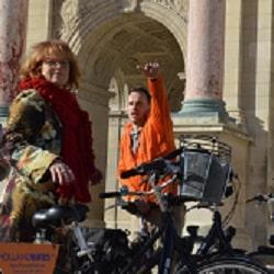 tour guidé vélo paris