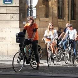 fietstours parijs
